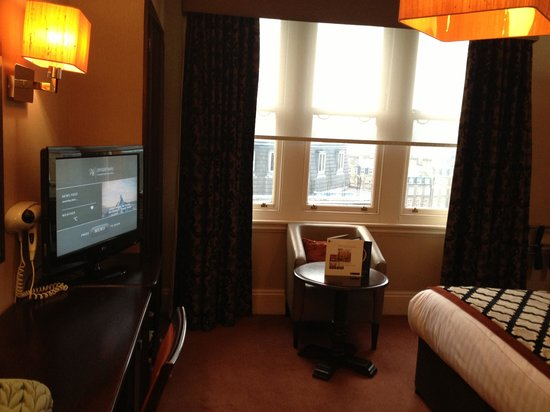 Hotel Russell: Another view of room