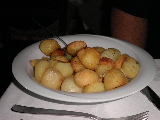 Ristorante I Tre Pini: Potatoes!