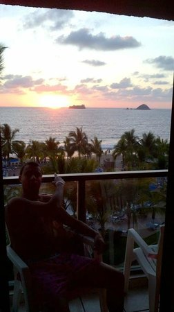 Barcelo Ixtapa : my second floor view