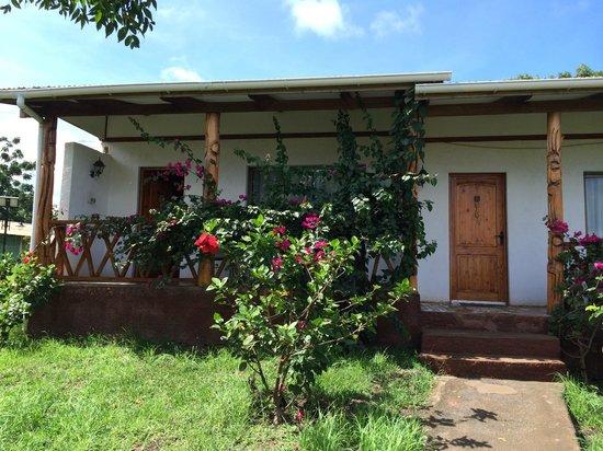 Mana Nui Inn : Look at the room
