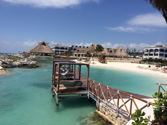 Hard Rock Hotel Riviera Maya : Bali? No, it's Hard Rock Riviera Maya