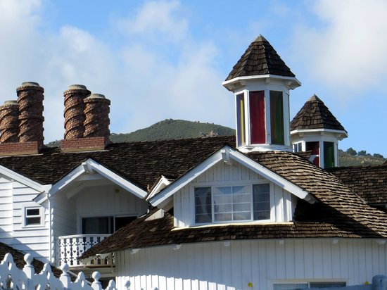 Madonna Inn : Another interesting architecture