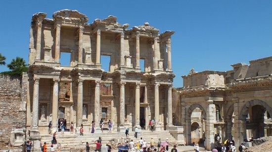 Vieille ville d'Éphèse : Amazing History
