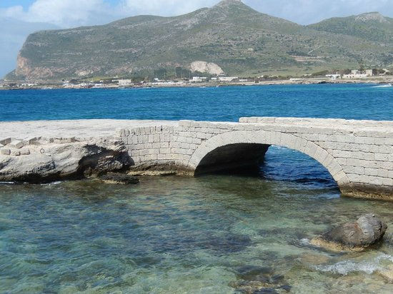 Piscine naturali foto di isola di favignana isole egadi tripadvisor - Isola di saona piscine naturali ...