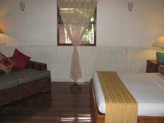 Borneo Rainforest Lodge: Room