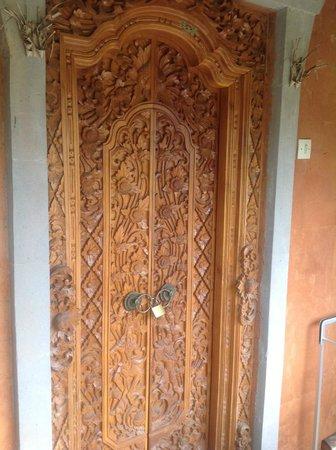 Sania's House Bungalows: my door room