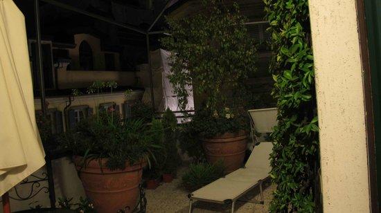 Antica Locanda dei Mercanti: terrace01