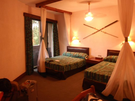 Tarangire Sopa Lodge: Nice big rooms