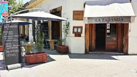 La Zaranda Restaurante