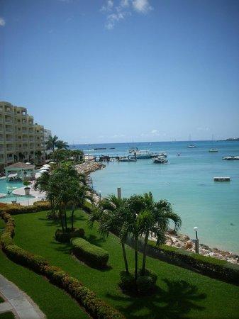 The Villas at Simpson Bay Beach Resort & Marina : View From Balcony