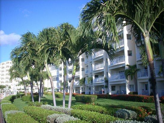 The Villas at Simpson Bay Beach Resort & Marina : Pool Area