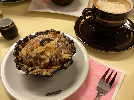 Cafe-Konditorei Aida: Chestnut Dream