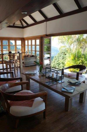 Copolia Lodge : Lobby