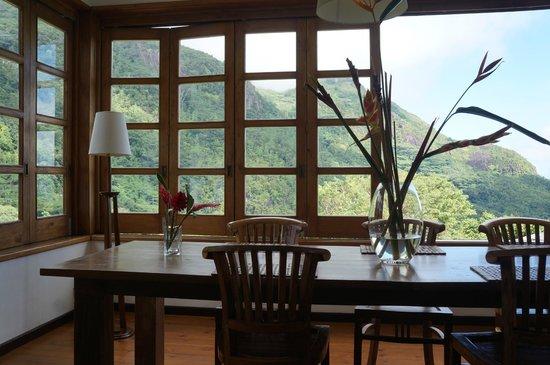 Copolia Lodge : Breakfast