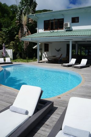 Copolia Lodge : Pool