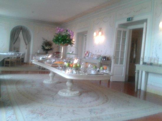 Tivoli Palácio de Seteais: Breakfast room