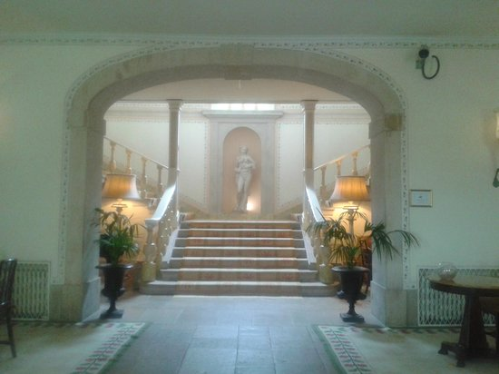 Tivoli Palácio de Seteais: Bar lobby
