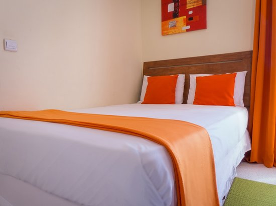 Mustique Suites Curacao: double room
