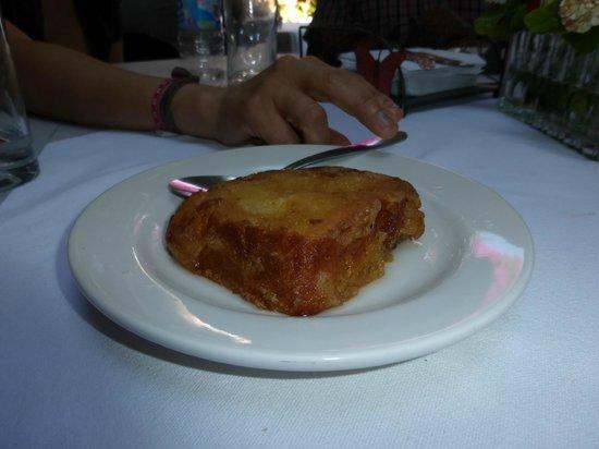 La Teca Restaurant: Riquisimo este platillo, no recuerdo su nombre