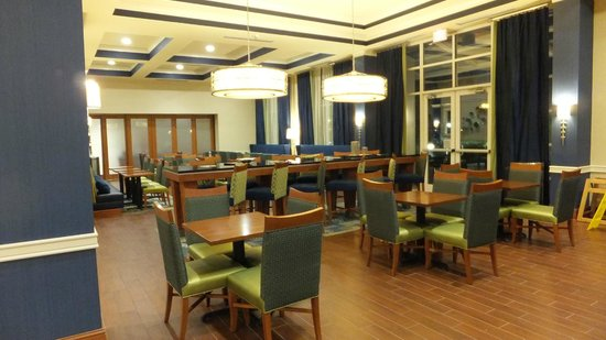 Hampton Inn & Suites Orlando Airport @ Gateway Village : Dining Room