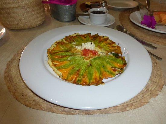 La Olla Restaurant : Tortilla Campirana