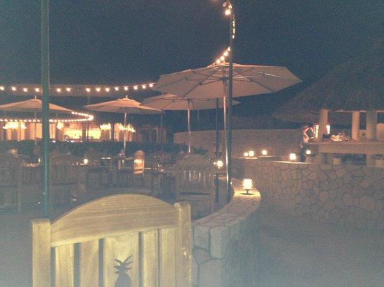 The SPA Retreat Boutique Hotel: so pretty at night