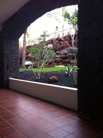 Sandos Papagayo Beach Resort: Papagayo arena lanzarote