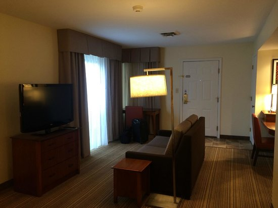 Residence Inn Winston-Salem University Area: Guest room