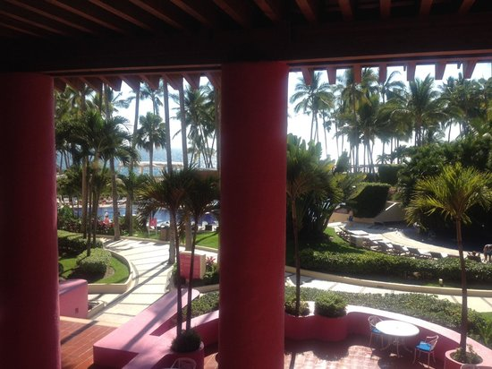 Club Regina Puerto Vallarta: View from the lobby area