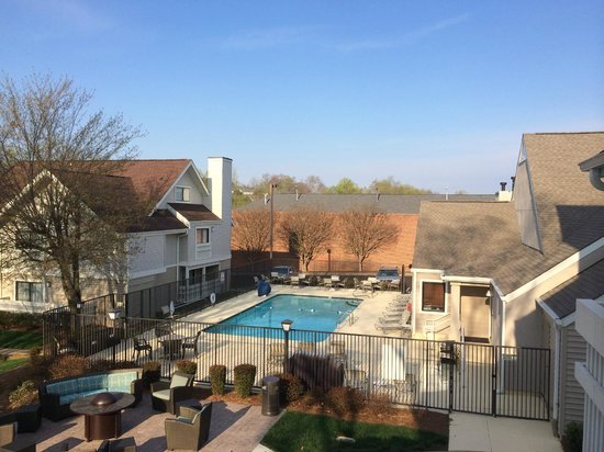 Residence Inn Winston-Salem University Area: Pool area