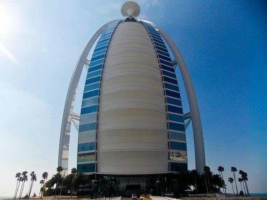 Burj Al Arab Jumeirah: beautiful