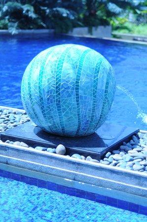 Hyatt Pune: Pool Area