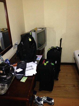 Boxin Hotel (Beijing Huguosi Street): room