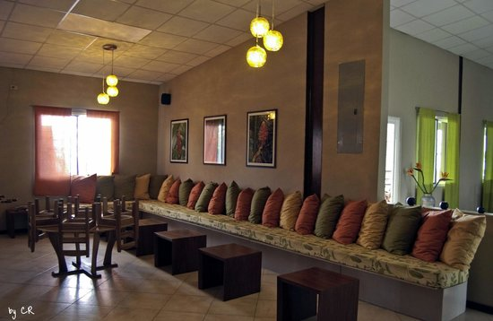 Bocas Ridge Hotel: Lounge