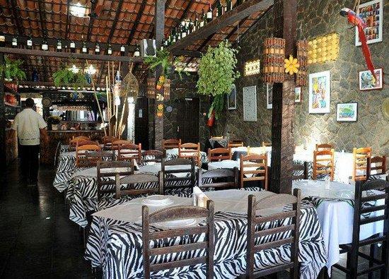 Orlat Bardot : Restaurante muito bom, mas não anotei o nome ... :D