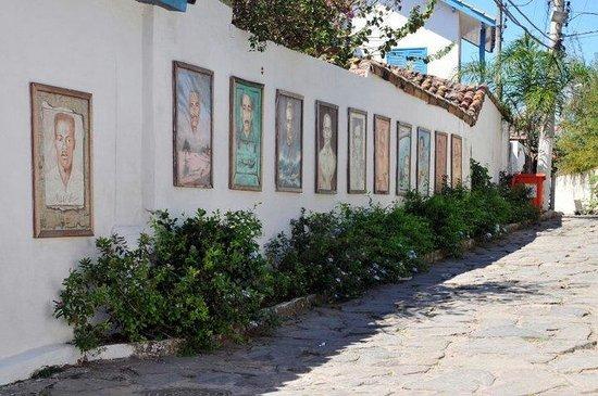 Orlat Bardot : Rua dos pescadores.