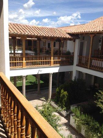 Belmond Palacio Nazarenas: Courtyards