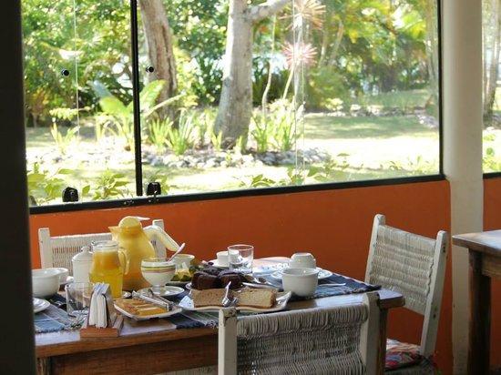 Pousada Gaili : Café da Manhã
