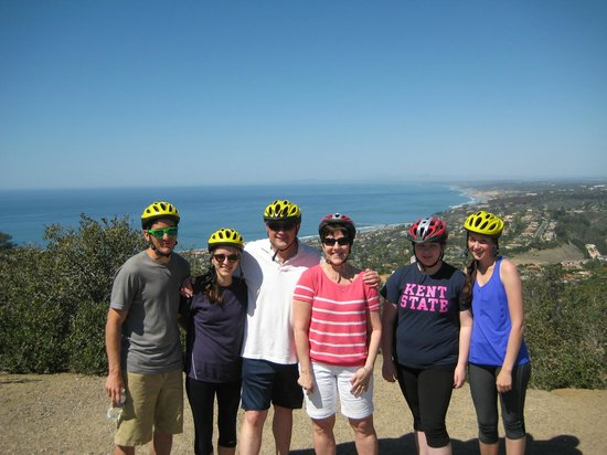 Bike and Kayak - La Jolla: Starting Point For La Jolla Loop Tour