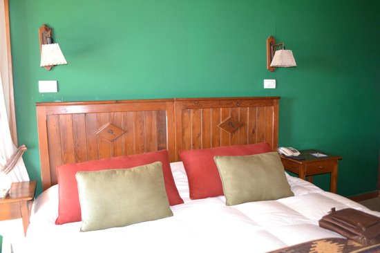 La Cantera Boutique Hotel : la cama