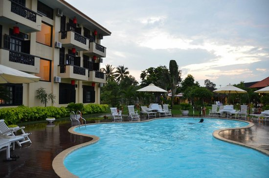 Phu Thinh Boutique Resort & Spa: Piscine