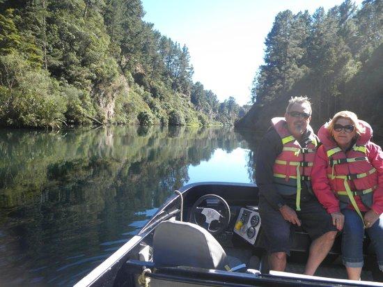 New Zealand Riverjet: Amazing