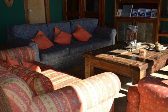 La Cantera Boutique Hotel: la sala de estar