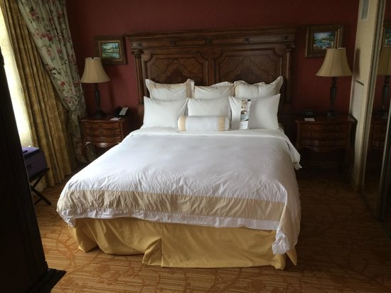 Victoria Marriott Inner Harbour: Bedroom