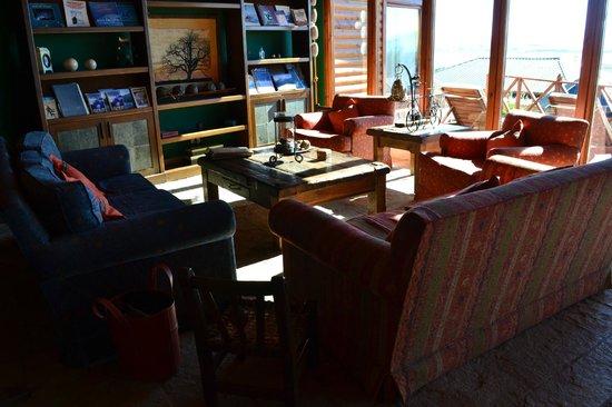 La Cantera Boutique Hotel: El estar
