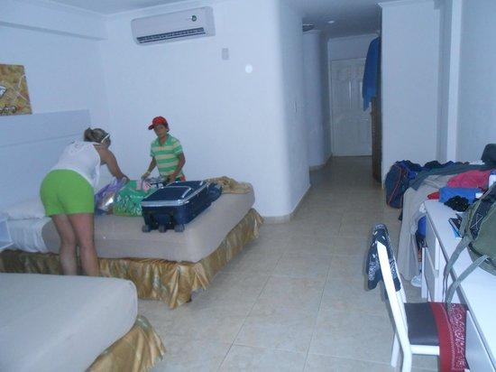 SUNSOL Isla Caribe: Habitación