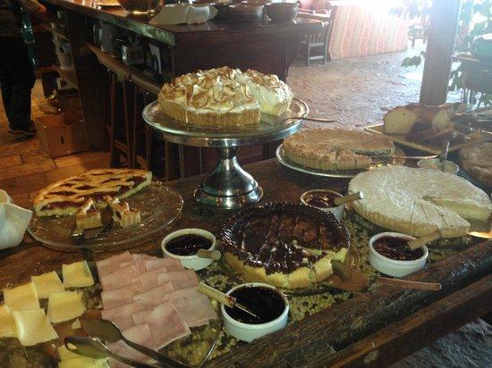 La Cantera Boutique Hotel: Desayuno