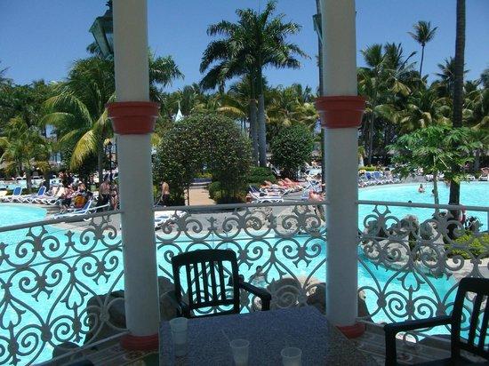 ClubHotel Riu Bachata: Beautiful grounds