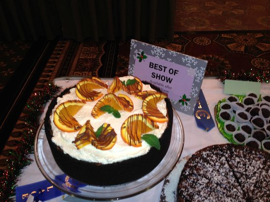 Grateful Bread Cafe & Bakery : 1st place winner at 2013 Chocolate Extravaganza, Kalispell MT
