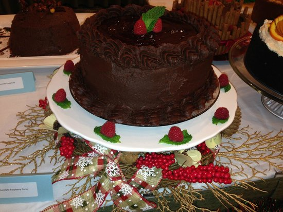 Grateful Bread Cafe & Bakery: Red Ribbon Winner at 2013 Choc Extravaganza, Kalispell MT